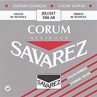 Savarez Alliance Corum 500AR Jeu de Cordes pour Guitare classique