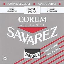 Savarez 500AR - Set de cuerdas para guitarras clásicas