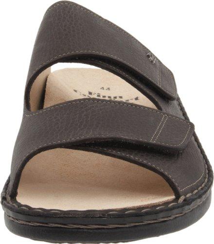 Finn Comfort  Riad, sandales mixte adulte Marron - Marron
