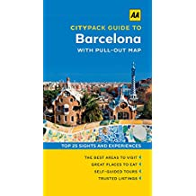 AA Citypack Barcelona (Travel Guide) (AA CityPack Guides)