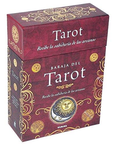 Tarot (Barajas) por Tikal Ediciones S A