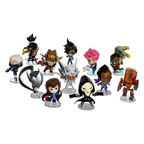 Overwatch Cute But Deadly S3 Blind Box Mini Figure One