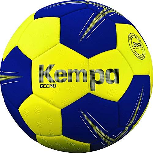 Kempa Unisex- Erwachsene Gecko Handball, Ball, gelb, 1