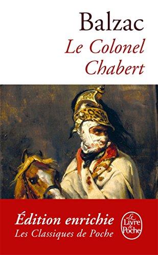Le Colonel Chabert (Classiques t. 3107)