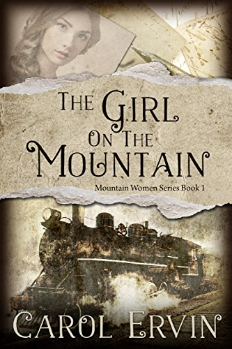 Book cover image for The Girl on the Mountain