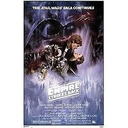 Poster Star Wars Episodio V: El Imperio Contra Ataca (61cm x 91,5cm)