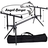 Angel Berger Session Rod Pod mit Tasche