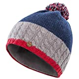Gbksmm Sports & Outdoors Unisex Knitted Hat-One_Size_Navy