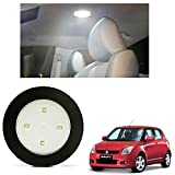 #10: Car Push Button Anywhere Stick Roof Light/Car Trunk Light/Car Reading Light for Maruti Suzuki Swift Old