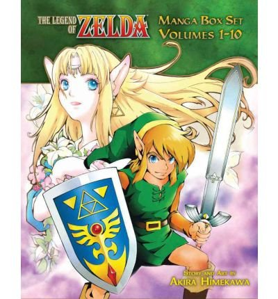 (The Legend of Zelda Box Set) By Akira Himekawa (Author) Paperback on (Oct , 2011)