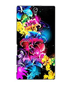SONY XPERIA C5 DUAL PRINTED COVER BY aadia
