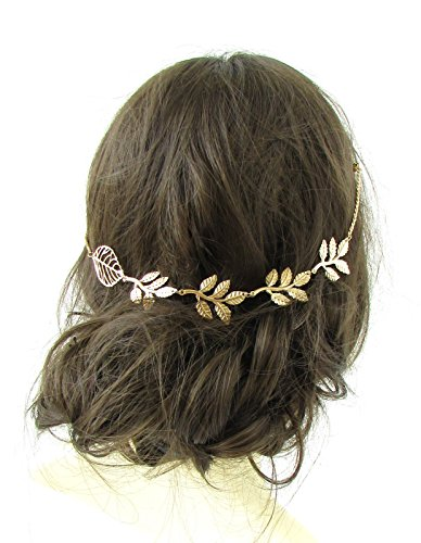 gold-leaf-hair-clips-chain-vine-grecian-festival-headband-headpiece-vtg-boho-529-exclusively-sold-by