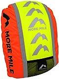 More Mile High Viz Waterproof Backpack Rucksack Cycle Bag Cover MM1774/5