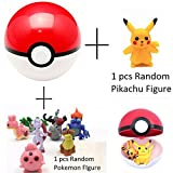 Anime Pokemon Cosplay Pokeball with Pika...