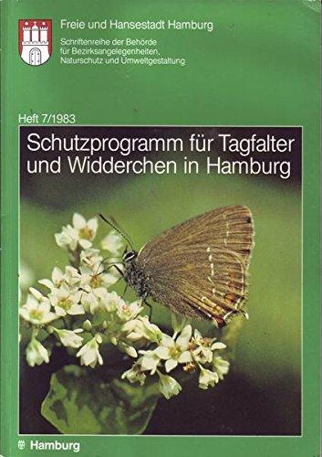 Schutzprogramm für Tagfalter und Widderchen in Hamburg