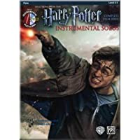 Harry Potter Instrumental Solos Flute – Selections from the complete film Series – spartiti per flauto
