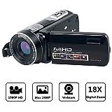 Videocamera digitale Videocamera digitale Full HD 1080P 24.0MP Videocamere per...