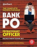 THE COMPLETE SUCCESS PACKAGE BANK PO RECRUITMENT EXAM 2017 WITH SOLVE PAPER 2016