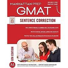 GMAT Sentence Correction (Manhattan Prep GMAT Strategy Guides) (English Edition)