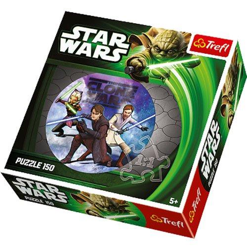 Trefl 39100 - Star Wars: Clone Wars Krieger -