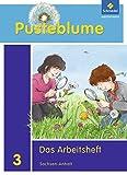Pusteblume. Das Sachbuch - Ausgabe 2011 für Sachsen-Anhalt: Arbeitsheft 3 + FIT MIT