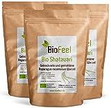 BioFeel - Shatavari Pulver, 300g, 3er Pack