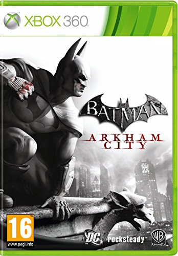 [UK-Import]Batman Arkham City Game XBOX 360