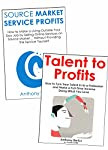 Go All In On Your New Business Today!Learn 2 Business Ideas to help You Go from Zero to Four or Five Figures Per Month While Working from Home!Inside this bundle you'll discover:Source Market Service Profits* The entire process of making money withou...