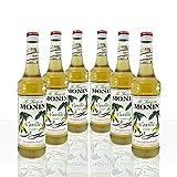 Monin Sirup Vanille 6 x 0,7l
