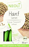Neoli Hanf Samen Bio Superfood für Smoothies, Tee, Joghurt, Säfte und Müsli, 3er Pack (3 x 90 g)