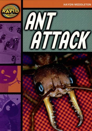 Rapid Stage 4 Set B: Ant Attack (Series 1) (RAPID SERIES 1) by Haydn Middleton (2006-05-26)