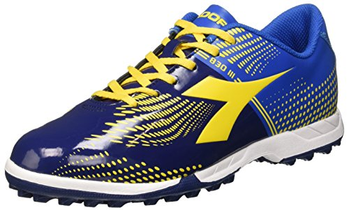 Diadora 830 Iii Tf, Chaussures de Football Homme Blu (Blu Estate/Blu Micro)