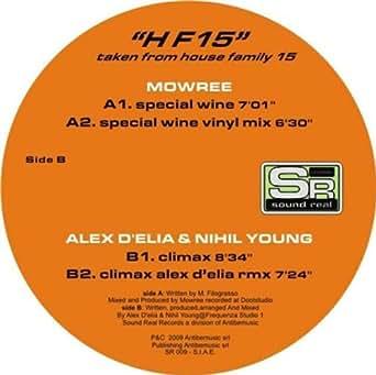 Mowree / Alex D'Elia & Nihil Young - H F 15