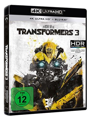 Transformers 3: Die dunkle Seite des Mondes – Ultra HD Blu-ray [4k + Blu-ray Disc] - 2
