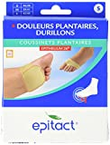 Epitact Plantar Cushions with Epithelium 26 1 pair - Size : 39/41