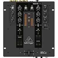 Behringer NOX101 - Mezclador para dj nox-101 unidad