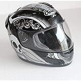 MTCTK Casco Integrale Di Sicurezza Arai Racing Motorcycle Motocross Certificazione Ece Uomo Donna Casco Moto Casque,M