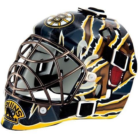 Franklin Boston Bruins Mini Goalie Mask by Caseys
