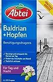 Abtei 4499812 Baldrian Hopfen Beruhigungsdragees für den Tag