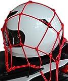 Oxford Cargo Net - Motorrad Gepäcknetz - Rot