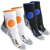 2 Paar Original CFLEX Running Socks für Sie und Ihn