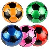 Puzzle Dekompression Spielzeug,ALIKEEY 9-Zoll-Feiertagspool-Party-Schwimmen-Garten-großes aufblasbares Wasserball-Spielzeug