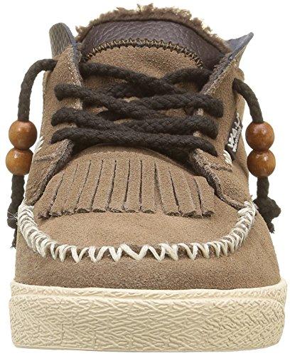 WAU Damen Tijuana Sneaker Beige - Beige (Sand)