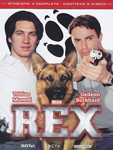 Il Commissario Rex - Stagione 4 (6 DVDs)