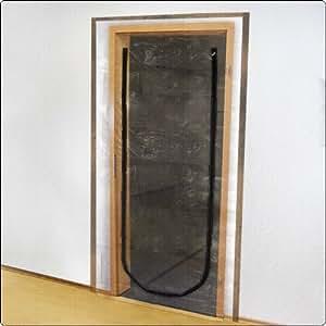 folien staubschutzt r mit rei verschluss 210 x 110 cm. Black Bedroom Furniture Sets. Home Design Ideas