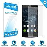 Arctic Fox 3X Gehärtetem glas displayschutzfolie glas transparent schützen hd display härte 9H anti scratch Für Huawei P9