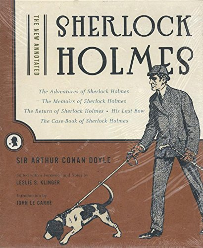 The New Annotated Sherlock Holmes: The Complete Short Stories: 1 (The Annotated Books)