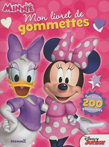 Disney Minnie Junior - Mon livret de gommettes par (Album - Jan 21, 2016)