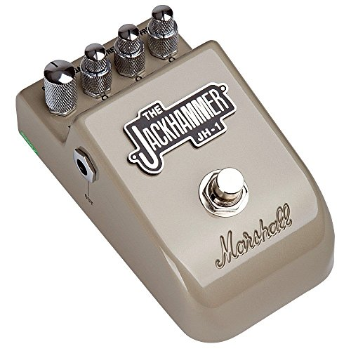 Pedal guitarra marshall jackhammer overdrive y dis
