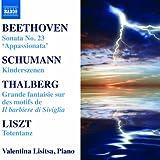 Valentina Lisitsa: Piano Recital, Beethoven, Liszt, Schumann, Thalberg